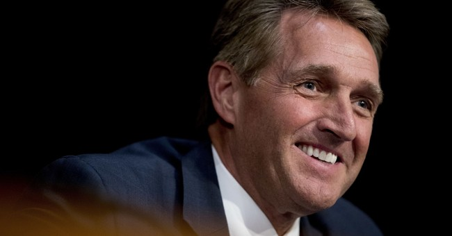 Flake: Trump Rallies are Full of 'Anger and Resentment'