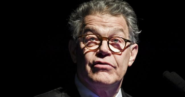 How Can We Miss You, Senator Franken, If You Won't Go Away?