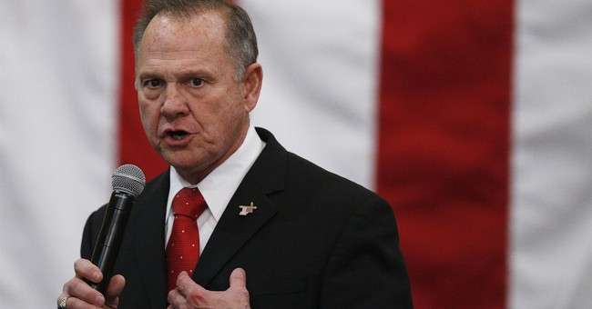 Moore Files Election Complaint to Block Results