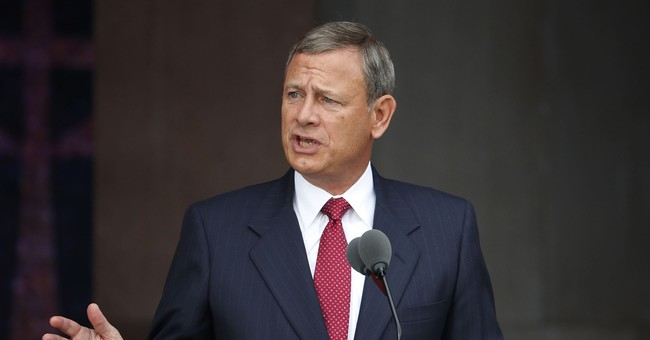 Trump Was Right To Rebuke Chief Justice Roberts