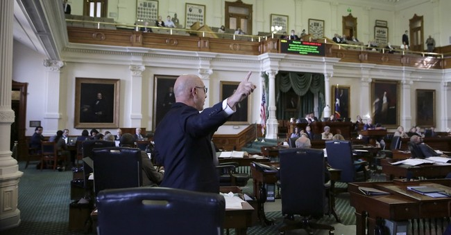 Texas Senate Votes To Ban Sanctuary Cities