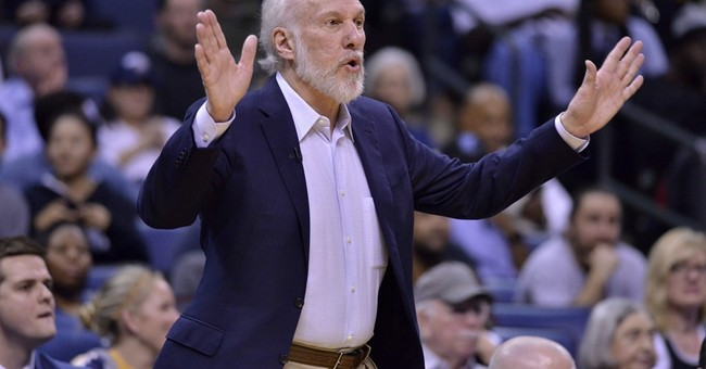 NBA Coach Gregg Popovich Slams President Trump for Lies in the Rose Garden