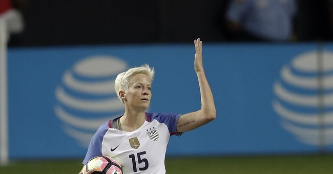 Megan Rapinoe Tells Her Trump-Supporting Parents to 'Go to Therapy'