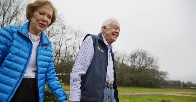Jimmy Carter Reveals Who He Voted For In The Primary
