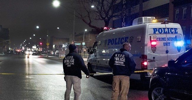 New York Cop Punches Pedestrian in Police 'Social-Distancing Encounter'