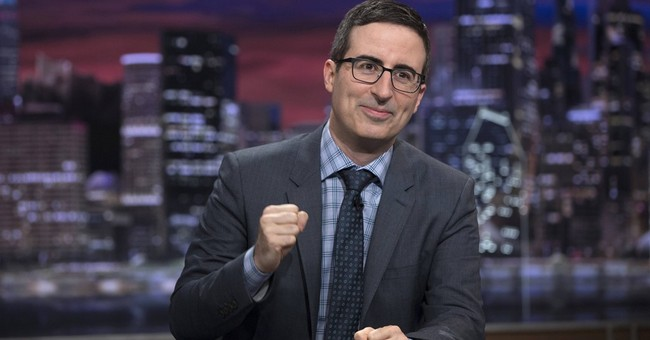 photo image John Oliver Calls Trump A