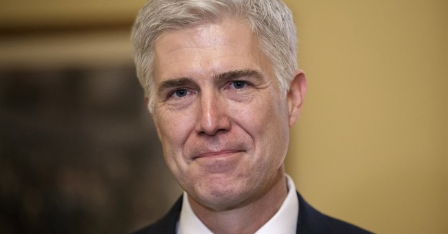 Gorsuch Confirmation Hearing Officially On the Calendar