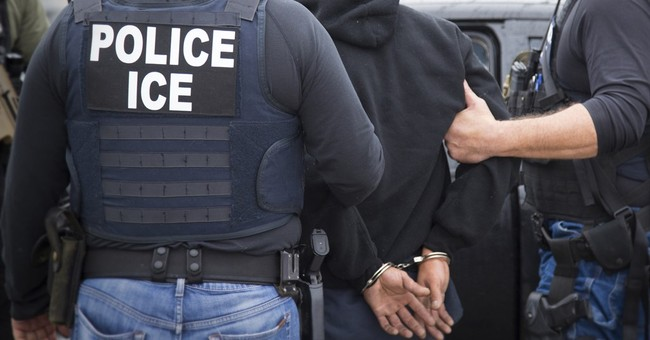 ICE Arrests a Sexual Abuser and 4 More Illegal Aliens After NYC Refuses to Cooperate