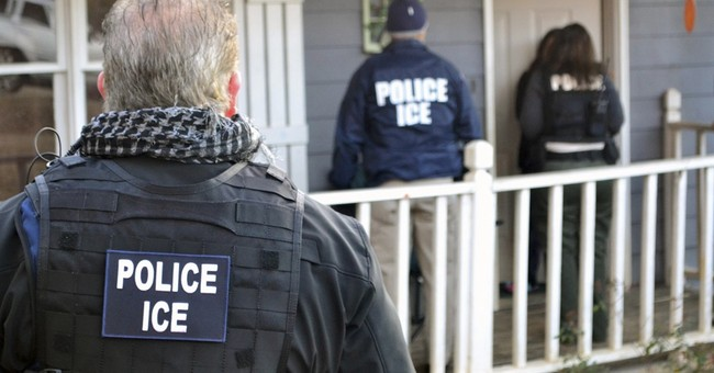 ICE: Yes, 75 Percent Of Illegal Immigrants We Arrested Have Criminal Records