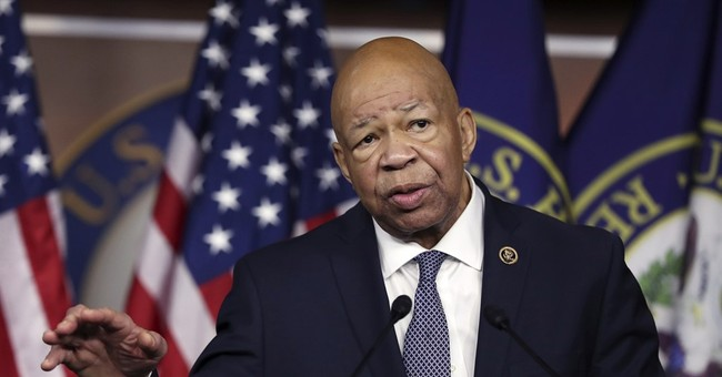 Cummings Found an 'Enthusiastic&#39 President Trump During Meeting