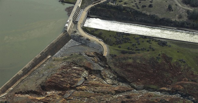 The Failure of a Dam in California Is Warning About the Grid
