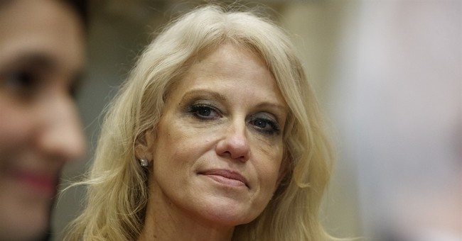 Office of Government Ethics Wants White House to Discipline Kellyanne