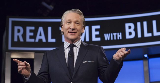 Bill Maher to Guest Who Canceled Because Of Breitbart Editor: We Lose Elections Because Of These Anti-Free Speech Antics
