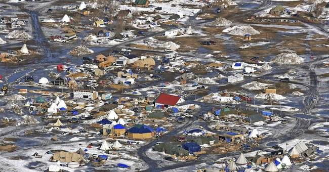 Irony: Environmentalists Protesting North Dakota Pipeline Left Behind Tons of Waste, Could Contaminate Waterways