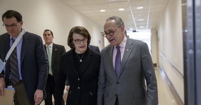 Democrats Seek To Escape Their Whirlpool Of Failure And Fail At That Too