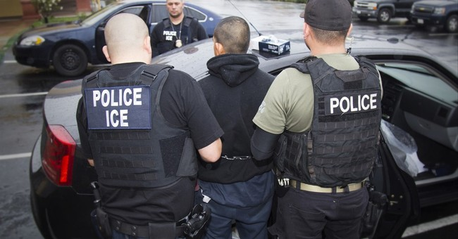 ICE Arrests Nearly 500 Illegal Immigrants in Crackdown on Sanctuary Cities