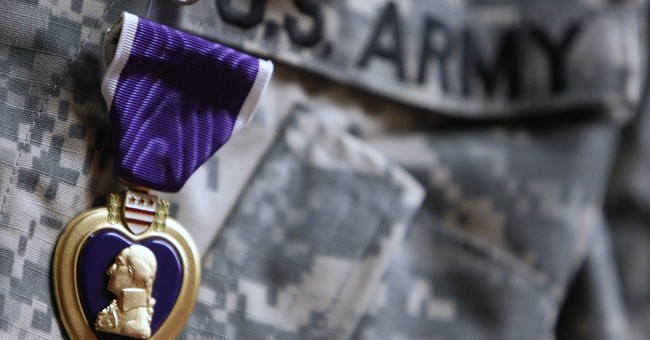 Purple Heart Day: First D.C. Female Honored