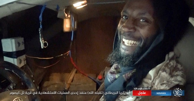 ISIS Claims Ex-Gitmo Inmate Carried Out Mosul Suicide Attack