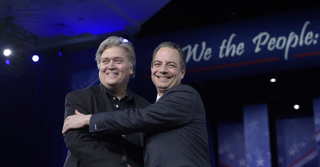 Shakeup? Are Reince Priebus And Steve Bannon On The Chopping Block?