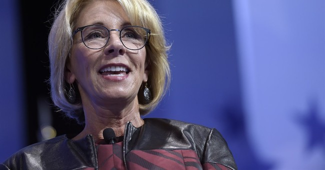 Does DeVos Have An Education Agenda of Her Own?