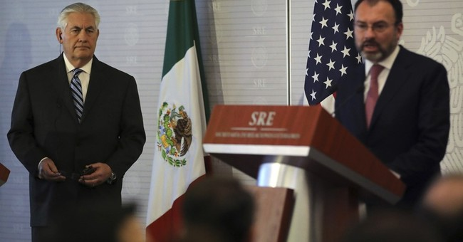 Trump Moves Mexico Left