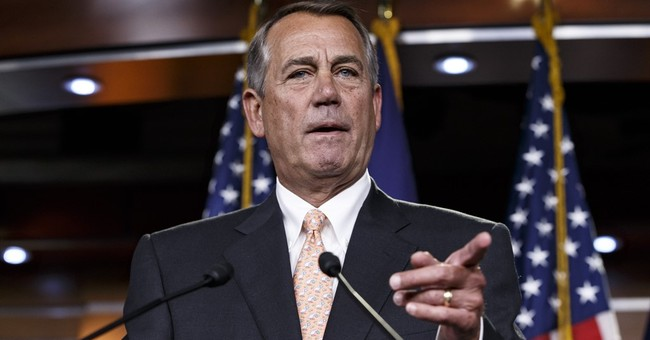 Boehner's Right -- It's Trump's Party Now