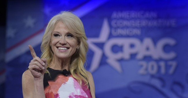 Kellyanne Conway Swings Back at Hillary Clinton's Lame Excuses For Losing