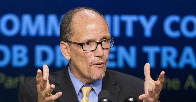 DNC Chair Calls Trump Supporters in Congress 'Cowards'... And Singles a Few Out