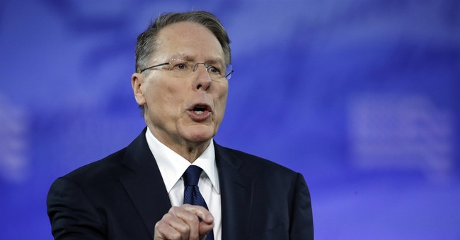 Wayne LaPierre Calls Out Anti-Gun BS Blaming Americans For 'Selfishness'