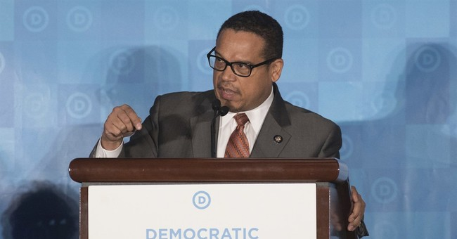 'Anyone Taping Me?' Ellison Reveals How Pelosi Really Feels About Single-Payer