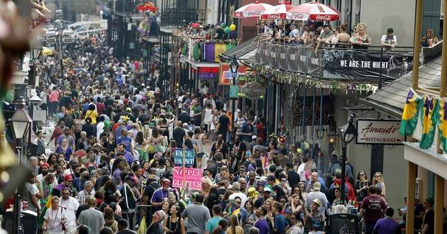 Left Wing New Orleans Mayor Declares War on History