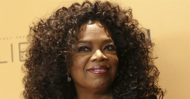 Whoa---I Just Agreed With Oprah