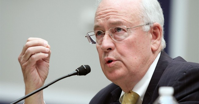 Kenneth Starr Still Getting Hardballs