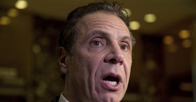 Cuomo Celebrates Collapse of Trumpcare and Its 'Disgusting' New York-Only Provision
