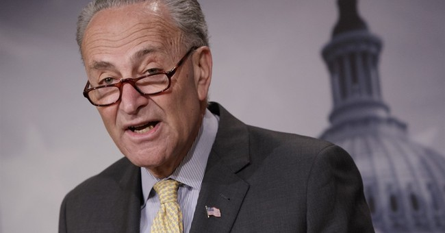 Schumer Repeats Planned Parenthood Lie to Try and Save Funding