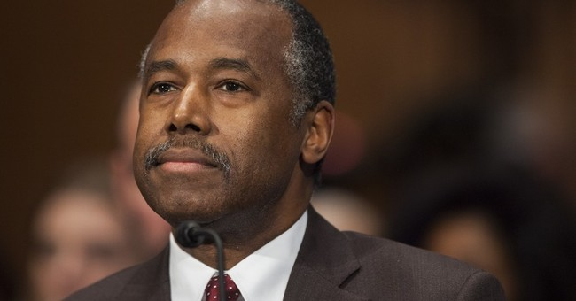 Ben Carson Confirmed As Secretary Of Housing And Urban Development