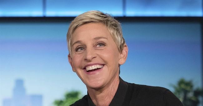 Cancel Culture Still Circling Ellen for Friendship with President Bush