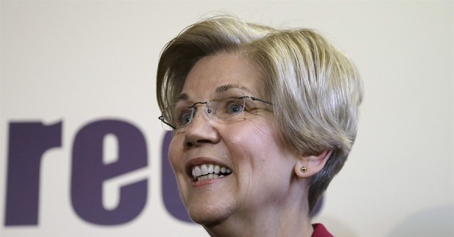 Elizabeth Warren Can't Name Democratic Leader, Says It's the 'Grassroots'