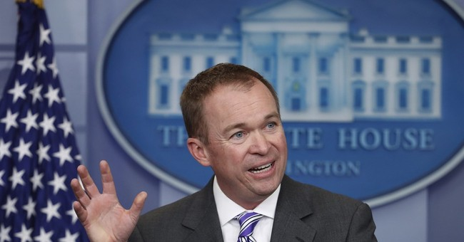 Mulvaney: This Is a 'Hard-power Budget'