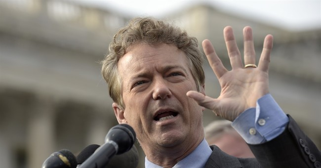 Senator Rand Paul Opposes Arms Deal with Saudi Arabia to 'Send a Message' about American Values