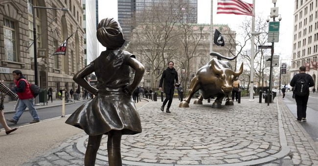 I Am A Woman. I Worked on Wall Street. The Fearless Girl Statue is Strange.