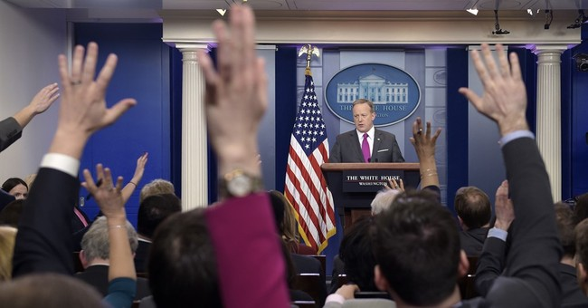 WATCH LIVE: White House Daily Press Briefing