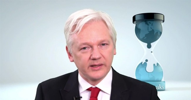 US Reportedly Seeks Warrant for the Arrest of Wikileaks Founder Julian Assange