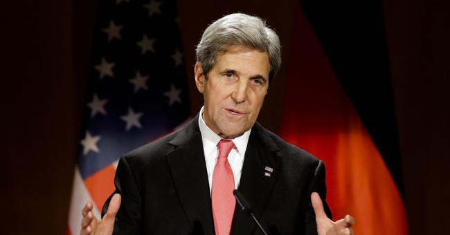 John Kerry Seems to Think the Obama Administration Gave Iran 'a Little Bit of Money'