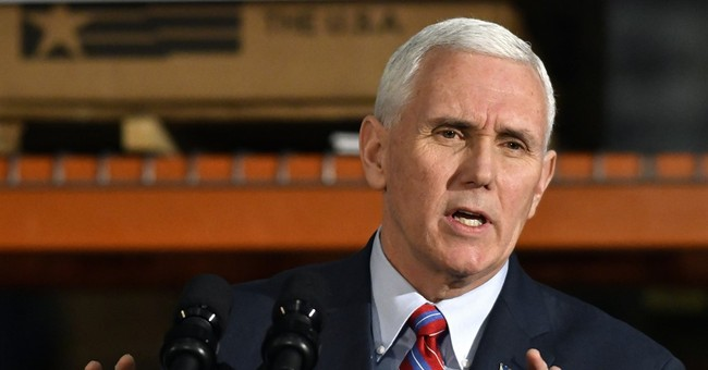 Pence Rejects Assange's 'Absurd' Claim He's Planning White House Coup