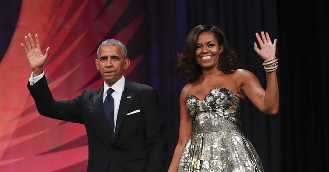 The Obamas Are in the Middle of a Trademark Dispute...and They're Not Taking the High Road
