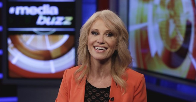 Kellyanne Shares An Early 'Throwback Thursday' to Point Out Dem Hypocrisy Over Comey