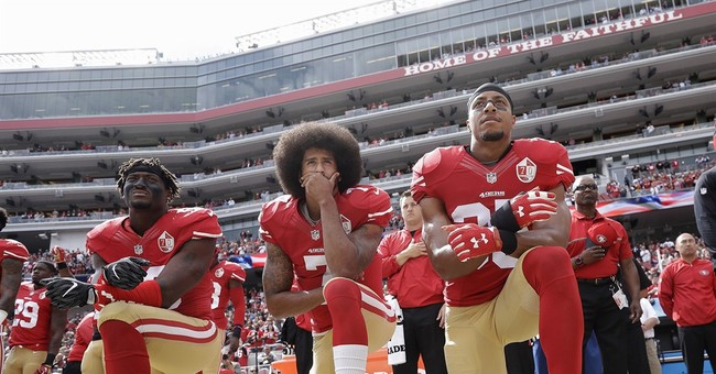 ESPN Host Argues NFL Is 'Injecting Politics' Into Game By Playing National Anthem