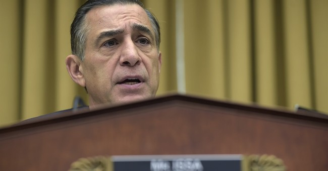 The Issa (and Blue State Republican) Dilemma: Stand Right or Get Left