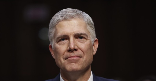 A Smear Implodes: Former Dem Aide Accuses Gorsuch of Sexism, Gets Refuted By Fellow Student